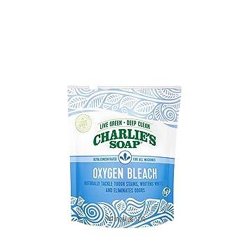 Charlie's Soap - Non-Chlorine Oxygen Bleach - 2 64 lbs