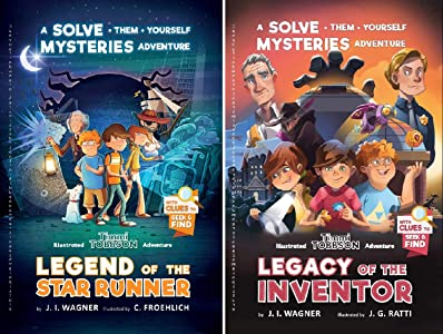 Solve-Them-Yourself Mysteries for Kids 8-12