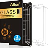 Moto G5 Screen Protector,[3Pack]by Ailun,Tempered Glass for Moto G5,9H Hardness,Ultra Clear,Anti-Scratch,Case Friendly-Siania Retail Package