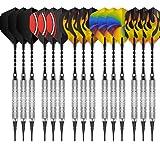 CyeeLife 15 Packs-Soft tip Darts 18 Grams