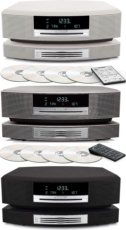 Bose Wave music system III with Multi-CD Changer, マルチCDチェンジャー付ボーズウェーブミュージックシステムIII B009WHNSBU