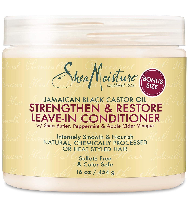 Shea Moisture Strengthen and Restore