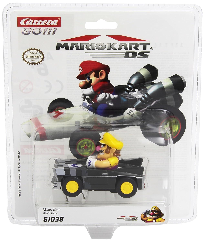 Carrera 61038 - GO MarioKart - Wario  Brute