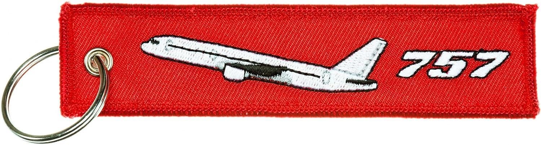 Schlüsselanhänger Remove Before Flight Boeing 757 Inkl Schlüsselring Auto