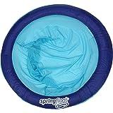 SwimWays 13239-161 Spring Float Papasan, Blue/Aqua