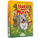 Grandpa Beck's Nuts About Mutts Card Game - A Fun Family-Friendly Hand-Elimination Game - Enjoyed by Kids, Teens, and Adults