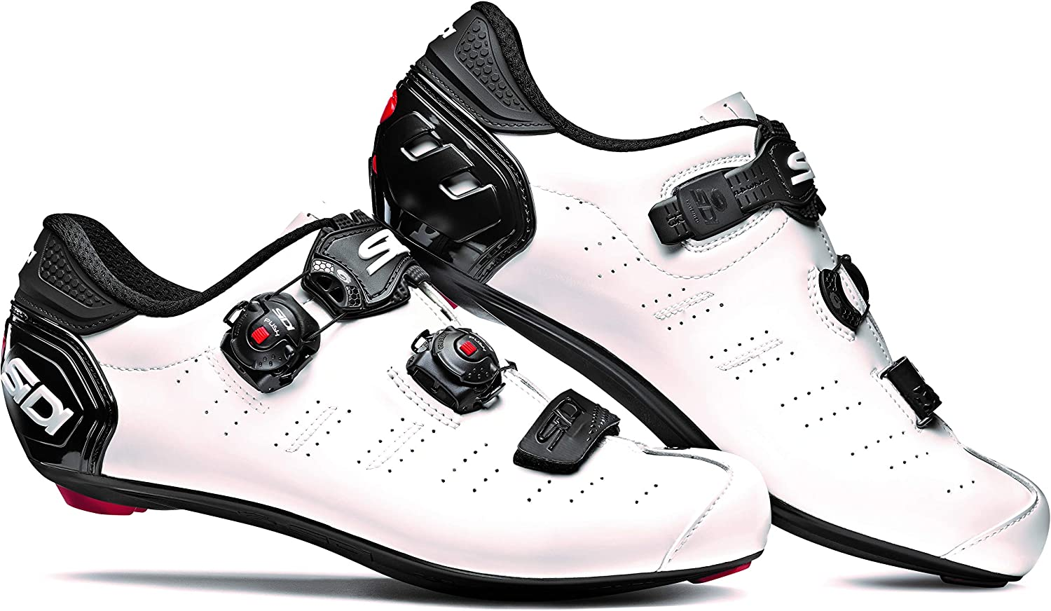 Ergo 5 Mega Carbon Road Cycle Shoes (Wide)