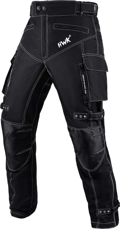 HWK Motorcycle Pants for Men