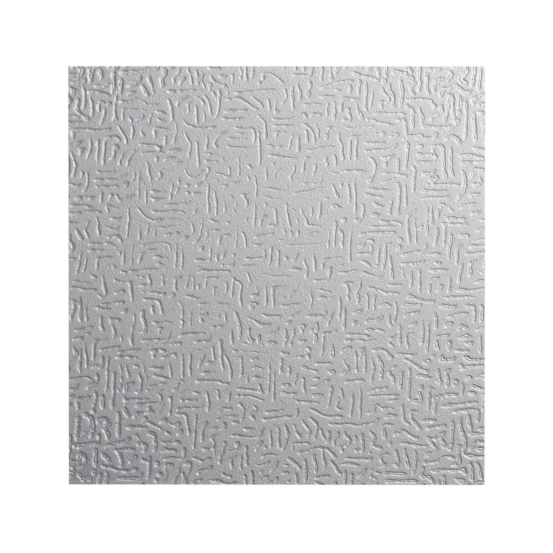 Decosa - Placa de Techo Malaga, Blanco, 50 x 50 cm - Descuento 8 Pack (=16 m²): Amazon.es: Bricolaje y herramientas