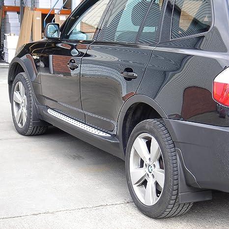 BMW X3 Mudflaps / Mud flaps 2004 - 2006 4x4 SUV E83