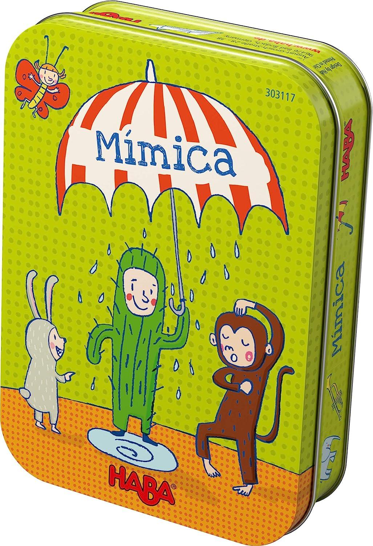 HABA- Mímica, Multicolor (303117)