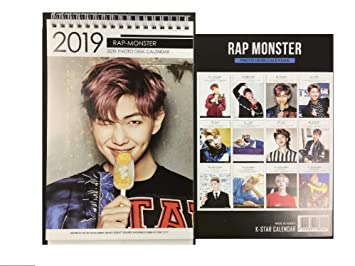 Amazon com: Fancy105 Kpop 2018 & 2019 BTS Bangtan Boys Photo Desk