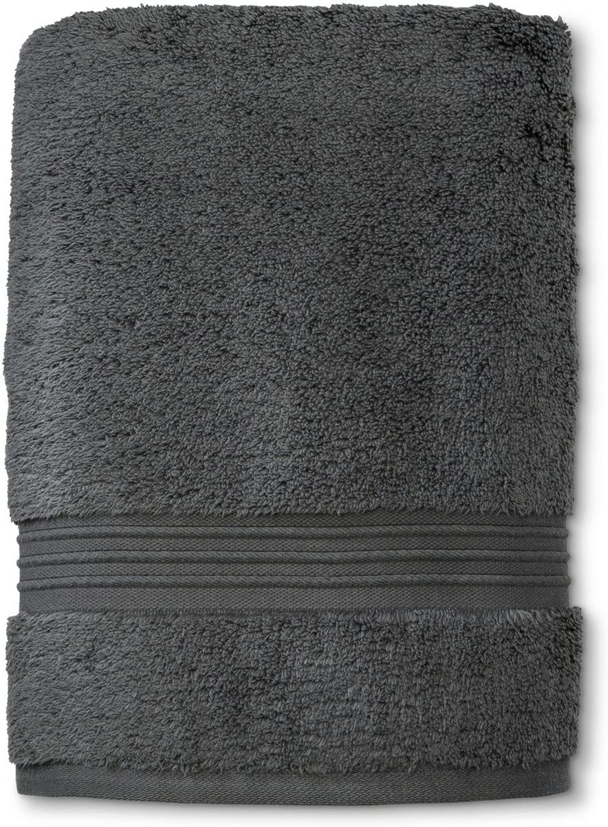 Fieldcrest Spa Molten Lead Bath Towel