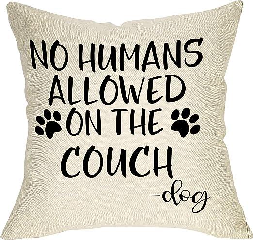 Fashion Family Cotton Linen Pillow Case Sofa Cushion Cover Home Charm Decoration