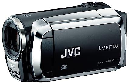 amazon com jvc everio ms120 dual flash camcorder black rh amazon com JVC Everio Camcorder User Manual JVC Everio Gz