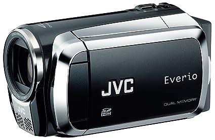 amazon com jvc everio ms120 dual flash camcorder black rh amazon com  jvc everio gz-ms230bu software download