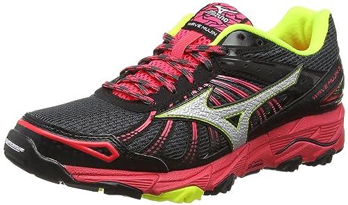 Mizuno Wave Mujin 3, Zapatillas de Trail Running para Mujer: Amazon.es: Zapatos y complementos