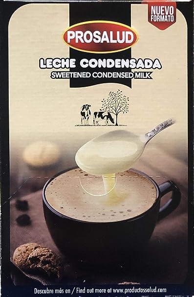 Leche Condensada Prosalud 40 x 20 gr: Amazon.es ...