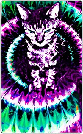 GFHT - Toalla de baño para Gatos (diseño único): Amazon.es: Hogar