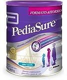 PediaSure Polvo lata 850g sabor vainilla. Alimento completo y equilibrado para niños a partir de 1 año de edad