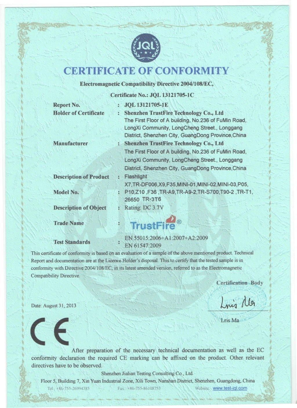 [8000] lumen TrustFire TR-J18 7 core (XM-L T6) flashlight Ÿ manufacturer imported