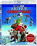 Arthur Christmas (Blu-ray 3D + UV Copy) [2011] [Region Free]