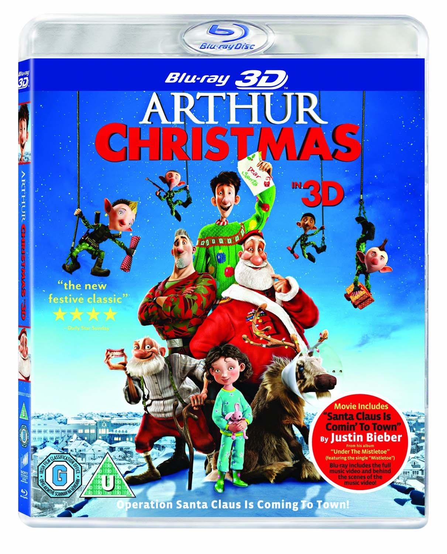 Amazon.com: Arthur Christmas (3d) [Blu-ray] [Import]: Movies & TV