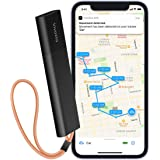 Invoxia Cellular GPS Tracker - Vehicle, Car, Motorcycle, Bike, Senior, Kid, Belongings - Up to 4 Month Battery Life - Free 2
