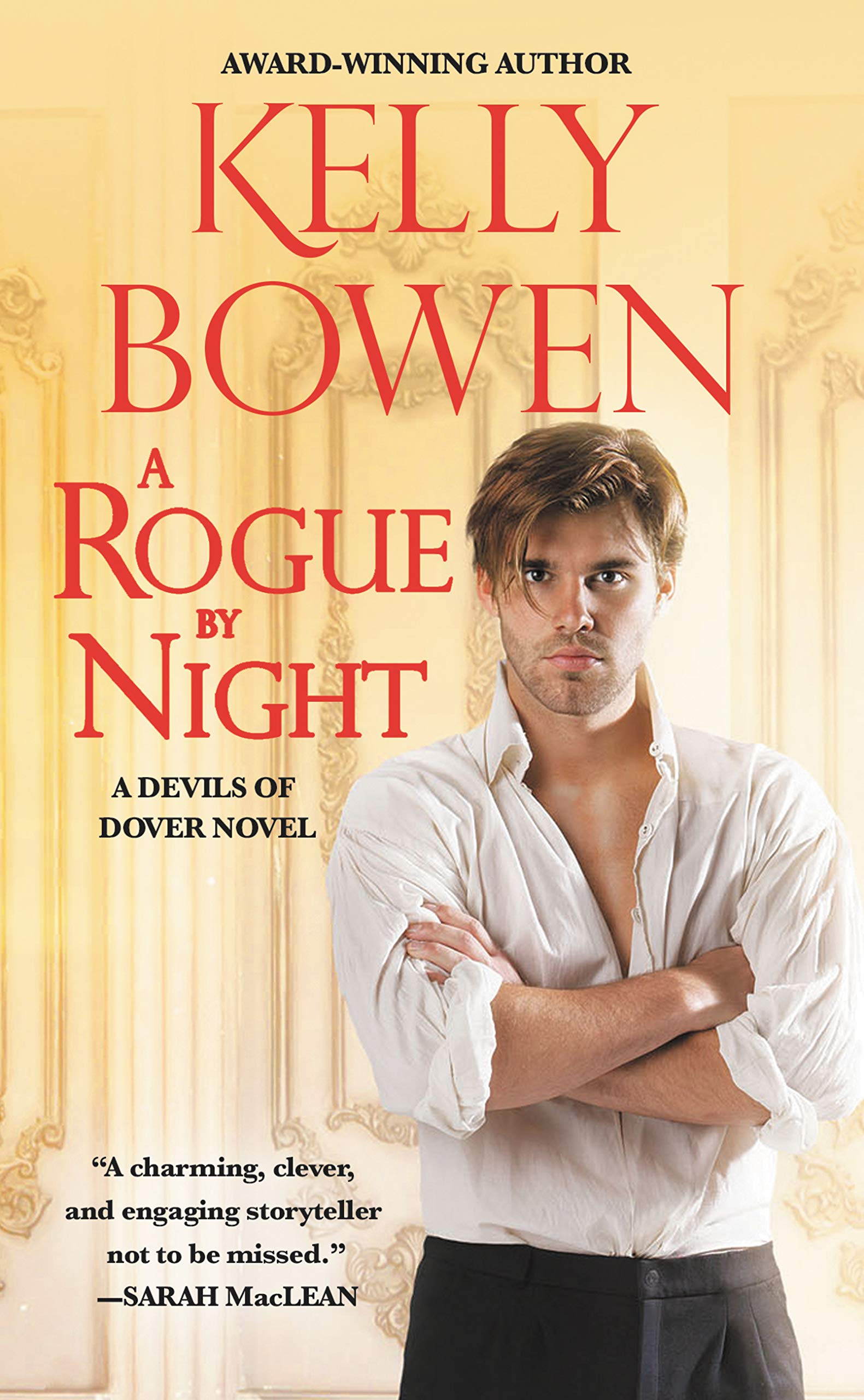 A Rogue by Night (The Devils of Dover Book 3) por Kelly Bowen