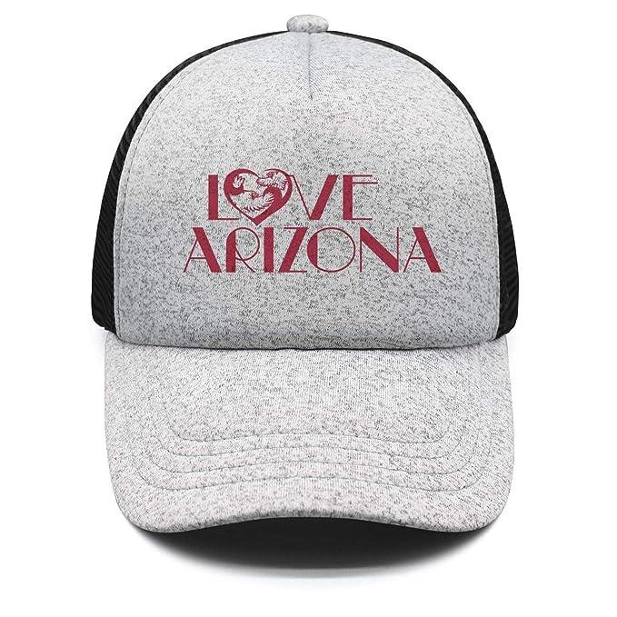 c9feb994f Amazon.com: I Love Arizona(Arizona Cardinals) Adjustable Grassroots ...