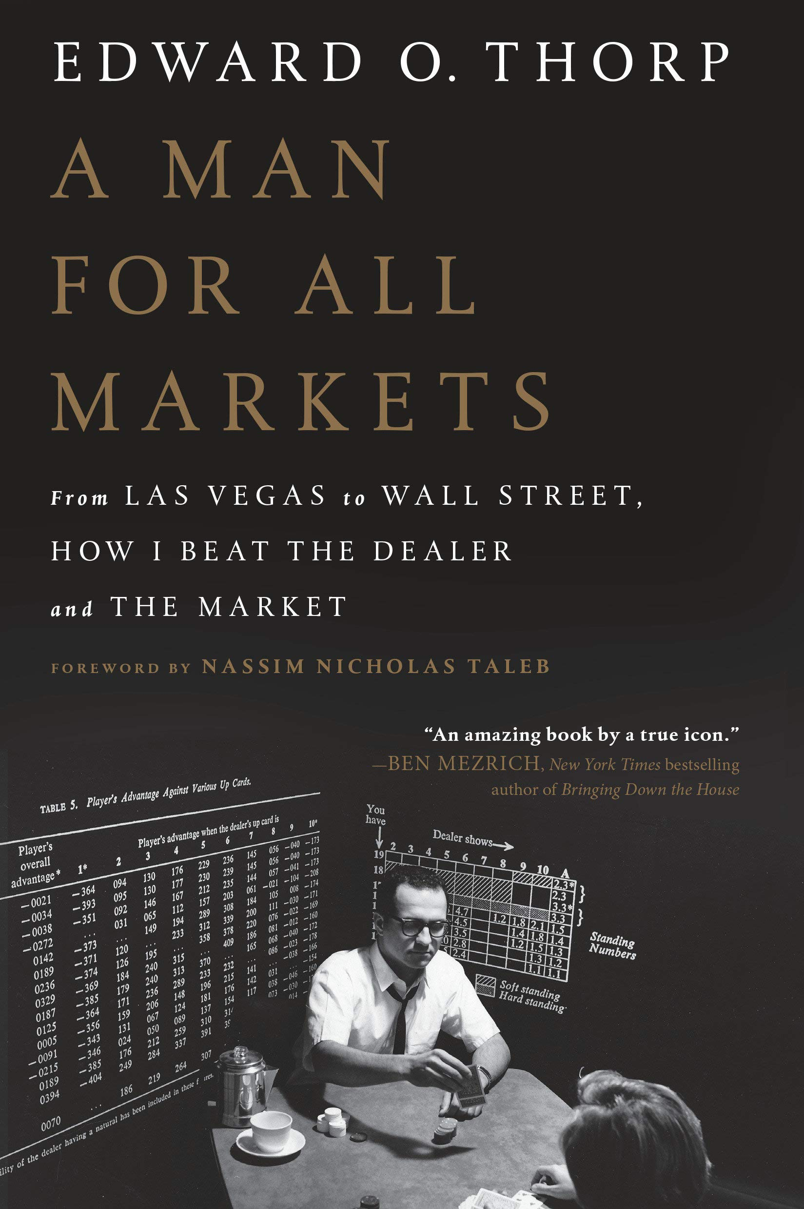 A Man for All Markets Cover Page