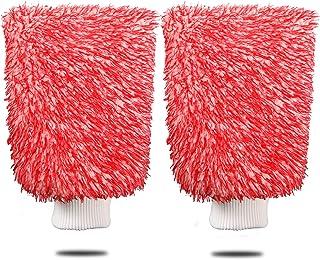 random color Luyao 5pcs car cleaning sponge honeycomb car wash sponge car polishing waxing tools