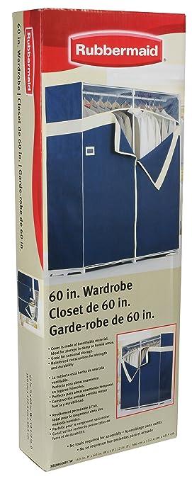 60 Inch Portable Closet Organizer