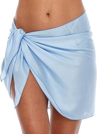Beachwear cover up sarong