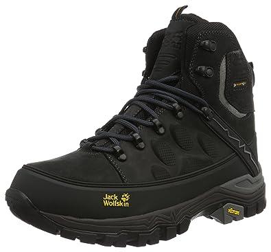 Jack Wolfskin Men's Impulse Pro Texapore O2+ Mid M High Rise Hiking Shoes,  Grey (