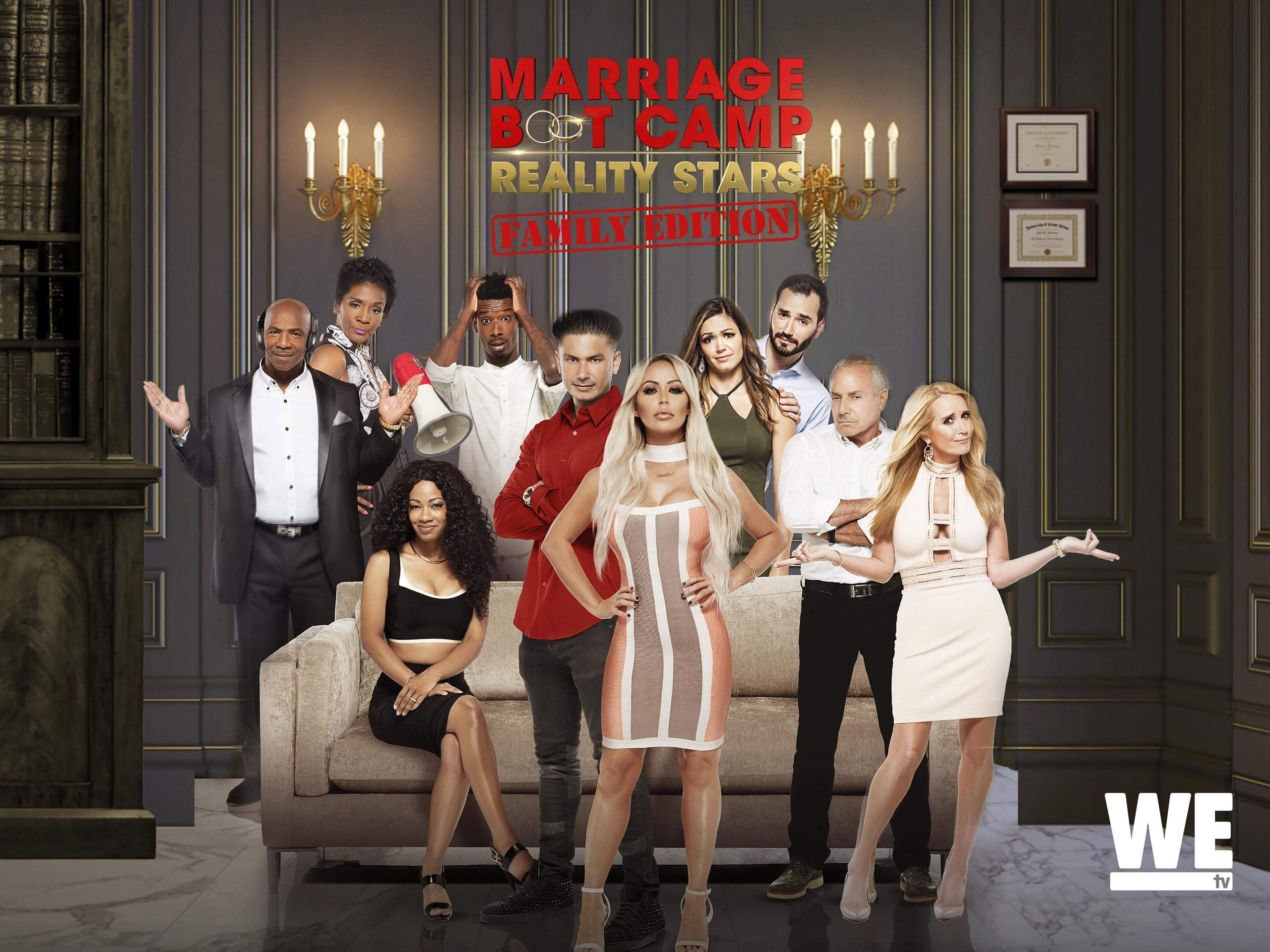 marriage boot camp family edition cast