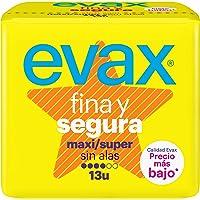Evax Fina y Segura Maxi Compresas - 13