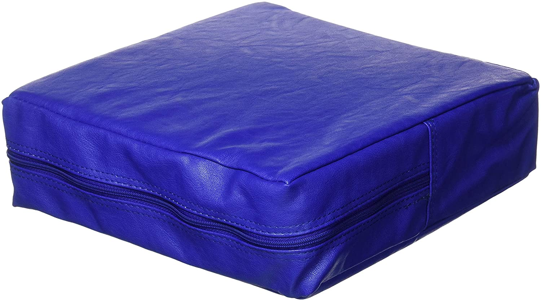 Senseez SENZ58698 Kissen quadratisch Blau