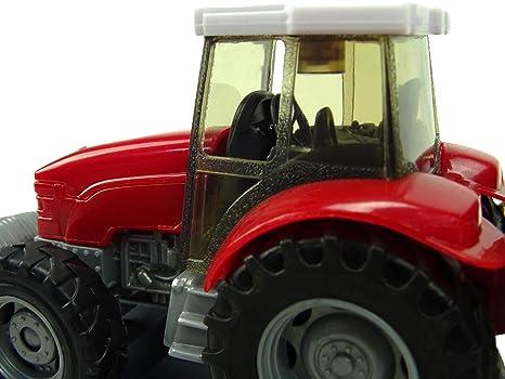 Amazon.com: banaghans metal fundido Tractor Transporter 1 ...