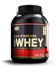 Optimum Nutrition Gold Standard 100% Whey Protein Powder, Cookies & Cream - 2.27 Kilograms