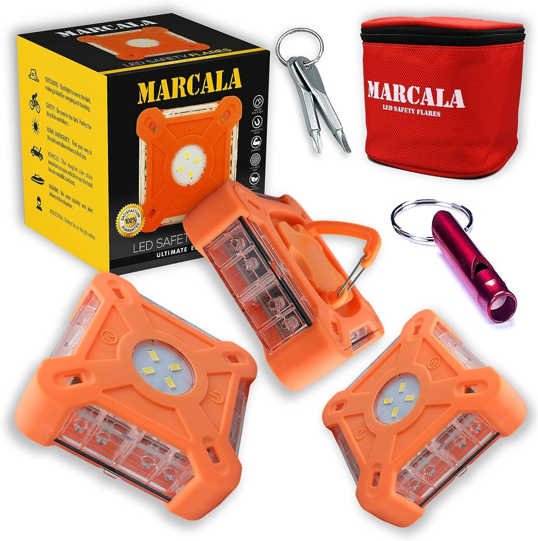 MARCALA 2020 Roadside Safety Discs