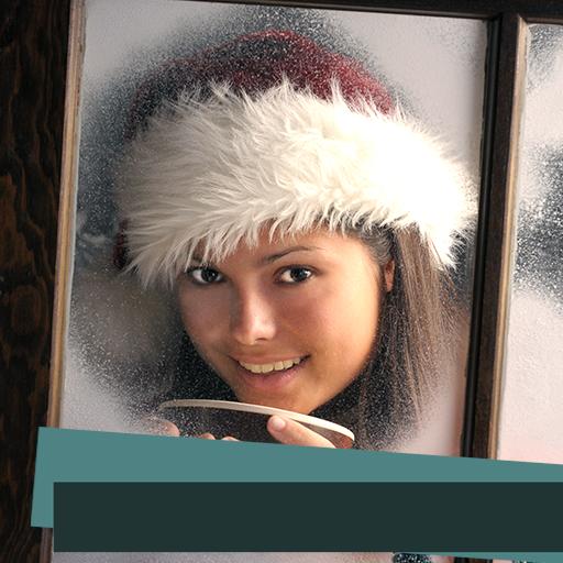 Frozen Window Photo Frames (Frame Window)