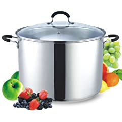 ​ Cook N Home NC-00335 Stainless Steel Canning Pot/Stockpot