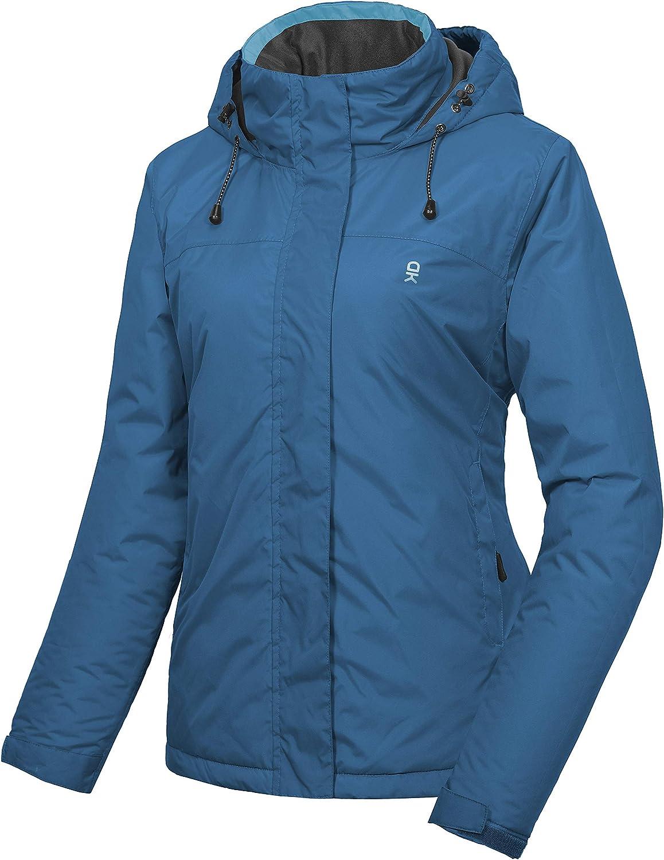Little Donkey Andy Women's Ski Snowboarding Jacket Waterproof Warm Winter Windproof Mountain Snow Rain Coat