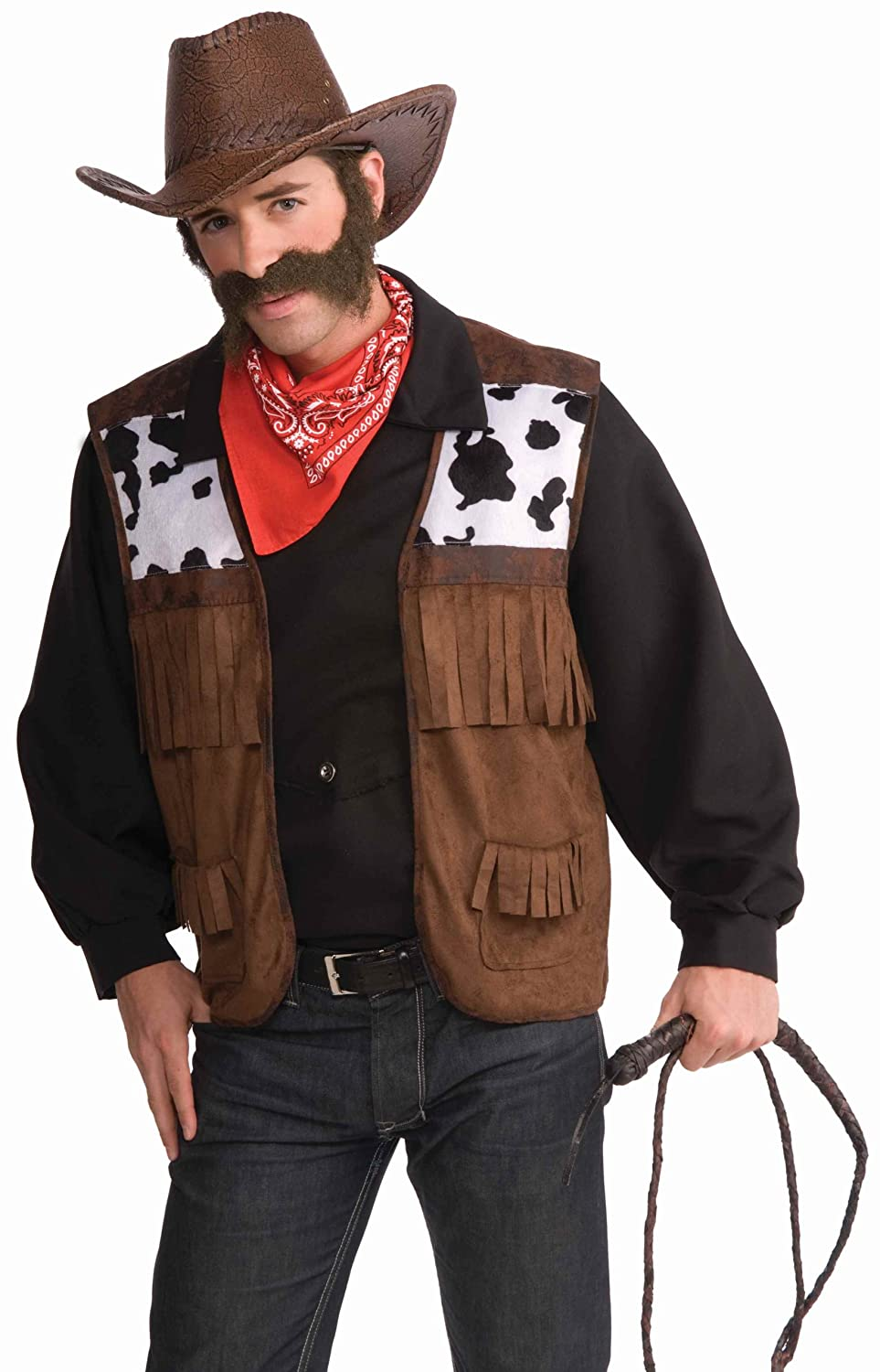 Forum Novelties Wild West Men's Vest 66016