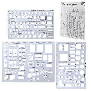 amazon co jp mr pen architectural templates house plan template