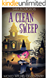 A Clean Sweep (Wicked Witches of Coventry Book Book 4)