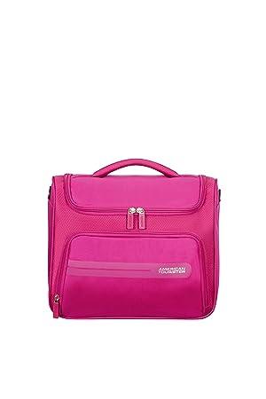 430e1be0b American Tourister Summer Voyager Beauty Case Bolsa de Aseo, 32 cm, 15  Liters, Rosa (Deep Pink): Amazon.es: Equipaje