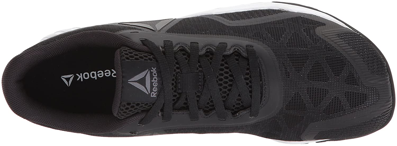 Reebok Women's ROS Workout Tr 2-0 Cross-Trainer Shoe B0725YVVY2 7.5 B(M) US|Black/Alloy/White