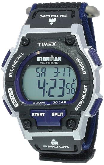 d491fb795aec Timex T5K198. Relojes de Deporte Negro  Timex  Amazon.es  Relojes